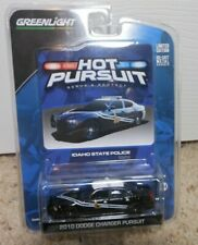 Greenlight Hot Pursuit 2010 Dodge Charger Idaho State Police Car 1 of 904 NIB