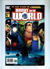 DCU Brave New World #1 - DC 2006 - VFN - One Shot
