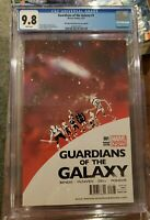 Guardians of the Galaxy #1 2013 Detroit Variant Marvel Comic Book cgc 9.8