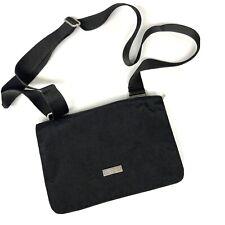 BAGGALLINI Triple zip Crossbody Bag Small ORGANIZER Adjustable strap