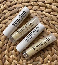 NOURISH! Natural Lip Balm Vitamin E Vegan