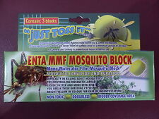 """""""Just Toss It"""" Mosquito Block Dunks BTI Larvicide Pupacide Non-Toxic Odourless"""