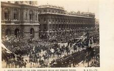 London Real Photographic (RP) Collectable Military Postcards