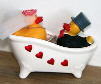 Geldgeschenk Hochzeitsgeschenk Geschenke Geld verschenken Hochzeit Enten Paar