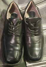 MERONA Men's Leather Loafer-Type Shoes, Size 8 1/2 M, MSh2