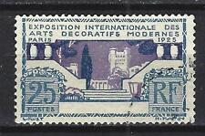 France 1924 arts décoratifs Yvert n° 213 oblitéré 1er choix (3)