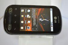 LG Optimus Me P350 - Black silver (Unlocked) Smartphone