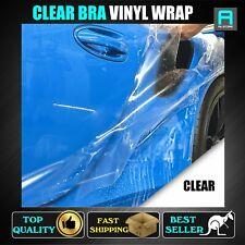 Fantastic Vinyl Wrap Anti Scuff Film For Auto Door Trunk Hood Clear Bra 0.8x1.5M