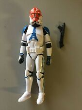 "Star Wars Black Series 6"" action Figure: Ahsoka's 332nd Clone Trooper (loose)"