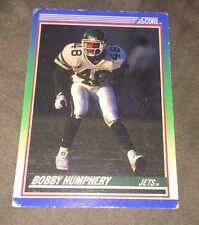 Bobby Humphrey (Jets) #49 Score 1990