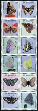 More details for st maarten butterflies stamps 2013 mnh brimstone butterfly insects 12v block
