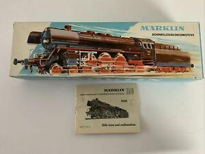 Märklin 3048 (ex F800) Originalkarton, Leerkarton, Mit Beschreibung! von 1964
