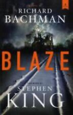 Blaze by Richard Bachman (2007, Hardcover)
