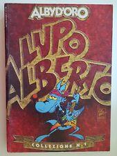 Alby d'Oro Collezione n. 1 Lupo Alberto di Silver 2001 FU03