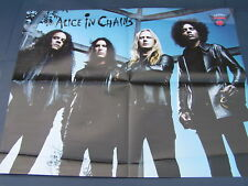Poster ALICE IN CHAINS // SMOKE BLOW  57 x 45 cm