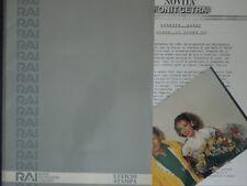 """LORETTA GOGGI - CARTELLA STAMPA """"DONNA IO DONNA TU"""" + FOTO, 1988. RARA********"""