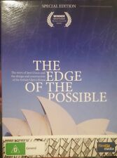 THE EDGE OF THE POSSIBLE RARE DVD DOCUMENTARY SPECIAL EDITION SYDNEY OPERA HOUSE