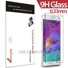 Premium Tempered Glass Screen Protector Guard for Samsung Galaxy Note 4 SM-910F
