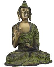 Buddha, der Erwachte Figur Statue Bronze Yoga Meditation 2kg