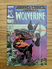 MARVEL COMICS PRESENTS 1 WOLVERINE HIGH GRADE
