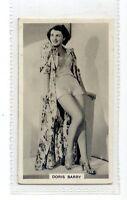 (Jc2615-100)  ARDATH,PHOTOCARDS 'M',DORIS BARRY,1939,#