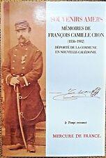1836-1902  RECIT MILITAIRE déporté de la commune en Nouvelle-Calédonie, - 5006