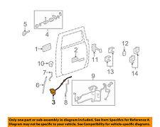 Hummer GM OEM 08-09 H2 Front Door-Lock Actuator Motor 20785787