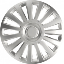 "VW CADDY 04+ 15"" 15 INCH CAR VAN WHEEL TRIMS HUB CAPS LUXURY"