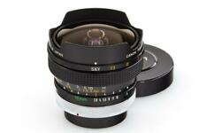 Canon FD 15mm/2,8 Fish-Eye Lens SSC // 32192,3
