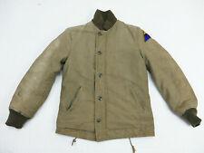 US Navy N1 WW2 deck jacket N-1 modified tanker jacket Panzerjacke