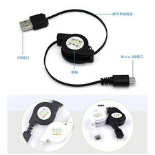 Retractable USB Sync&Charger Cable for HTC Mobile Phone 4 /4s/5/5s/5c/6/6s PLUS