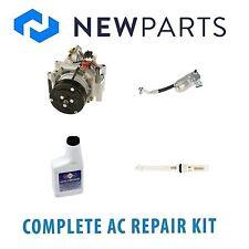 For Isuzu For GMC Chevrolet Saab AC A/C Repair Kit w/ Compressor & Clutch