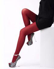 Fashion Stockings Women transparent Tights Pantyhose magenta NightLife PARTY BAR