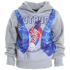 Jungen-Pullover & -Strickwaren Größe 140 mit Kapuze aus Polyester
