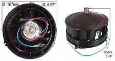 Lüftermotor, Heizungslüfter mit Motor 12v für Kabine Zetor  5911 7827, 59117827