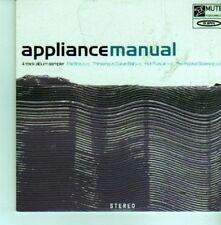 (CX791) Appliance, Manual - 1999 DJ CD