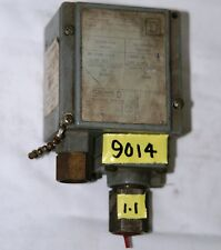 SQUARE D  9012 GCW-2   Industrial Pressure Switch 90-2900 psig, 6-20 MPa