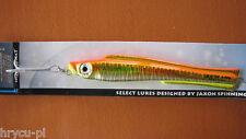 JAXON PILKER MANTA 230g SEA FISHING LURES - PERFECT ON THE BIG FISH !!!