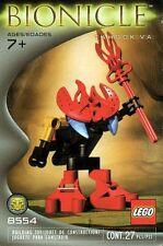 LEGO 8554 - Bionicle Bohrok Va - Tahnok Va - w/ BOX
