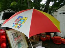 HArd To Find Large Looney Tunes Golf Umbrella 5' When Opened Look Excellent Cond