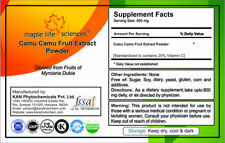 Camu Camu Fruit Extract 20% Vitamin C Pure & High Quality Extract Powder