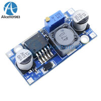 2PCS DC-DC Buck Converter Step Down Module LM2596 Power Supply Output 1.25V-35V