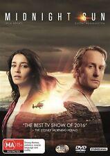 Midnight Sun : Season 1 (DVD, 2017, 3-Disc Set)