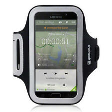 Étuis, housses et coques brassards noirs Samsung Galaxy A5 pour téléphone mobile et assistant personnel (PDA)