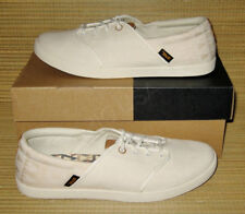 BRAND NEW Teva Willow Lace White Sneakers Shoes WOMENS SIZE 10