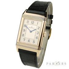 Reloj de Pulsera JAEGER-LECOULTRE Grand Reverso Rosa Dorado Mecánico 277.2.62