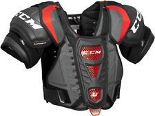 New CCM U+ CS ice hockey chest and shoulder pads Sr XL senior mens Crazy Strong