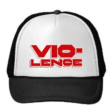 VIO-LENCE TRUCKER CAP / SPEED-THRASH-BLACK-DEATH METAL