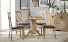 Wood Up to 4 Unbranded Contemporary Kitchen & Dining Tables