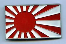 Gürtelschnalle Japan Kriegsmarine Fahne Buckle Flag Imperial Japanese Army